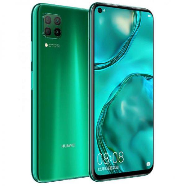 SMARTPHONE P40 LITE CRUCH GREEN DUAL SIM 128GB DUAL SIM - GARANZIA ITALIA - PIANURA Informatica