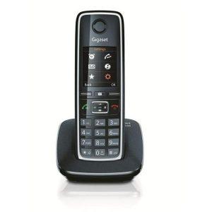 TELEFONO CORDLESS GIGASET C530 NERO (S30852H2512K101) - PIANURA Informatica