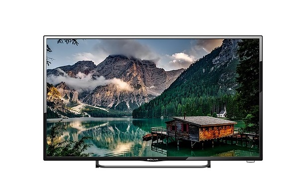 "TV LED 40"" S-4088 FULL HD SMART TV WIFI DVB-T2 HOTEL MODE - PIANURA Informatica"