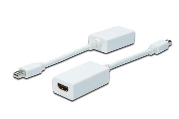 ADATTATORE DISPLAY PORT MINI DP - HDMI CM.15 (AK135005) - PIANURA Informatica