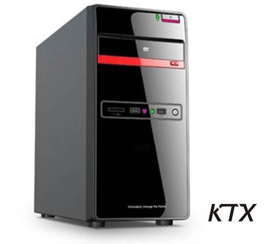 CASE TX-665U3 MATX ALIMENTATORE 550W - USB 3.0 - NERO / ROSSO - PIANURA Informatica