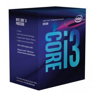 CPU CORE I3-8300 1151 BOX - PIANURA Informatica