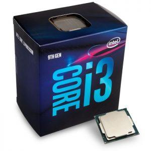 CPU CORE I3-9100 1151 BOX - PIANURA Informatica