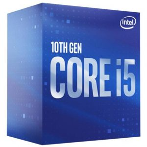 CPU CORE I5-10400 (COMET LAKE-S) SOCKET 1200 - BOX - PIANURA Informatica