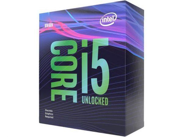 CPU CORE I5-9600KF 1151 BOX - PIANURA Informatica