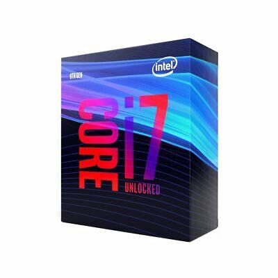 CPU CORE I7-9700K 1151 BOX - PIANURA Informatica
