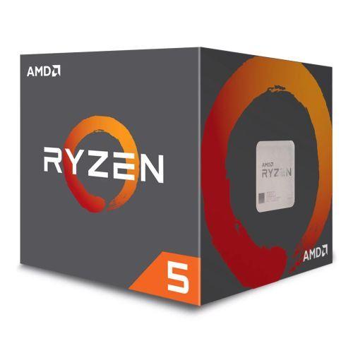 CPU RYZEN 5 3400G AM4 BOX - PIANURA Informatica