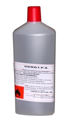 DETERGENTE A BASE DI ALCOOL ISOPROPILICO 1 LT (SP13) - PIANURA Informatica