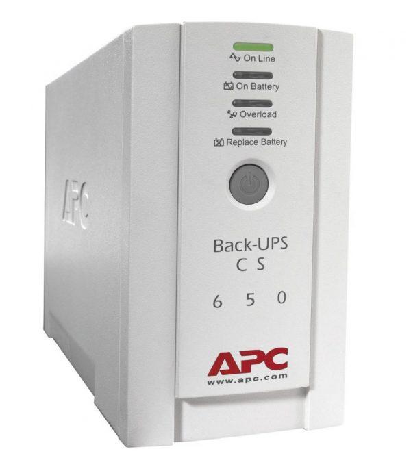 GRUPPO DI CONTINUITA BACK-UPS 650VA/400W (BK650EI) - PIANURA Informatica