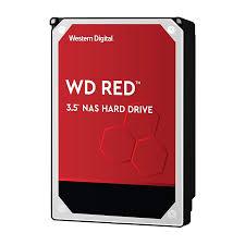 HARD DISK RED 6 TB SATA NASWARE (WD60EFAX) - PIANURA Informatica
