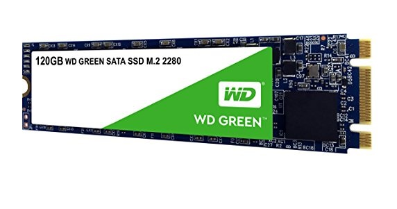 HARD DISK SSD 120GB GREEN M.2 (WDS120G2G0B) - PIANURA Informatica