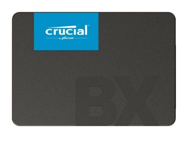 """HARD DISK SSD 240GB BX500 2.5"""" SATA 3 (CT240BX500SSD1) - PIANURA Informatica"""
