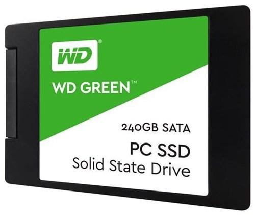 "HARD DISK SSD 240GB GREEN SATA 3 2.5"" (WDS240G2G0A) - PIANURA Informatica"