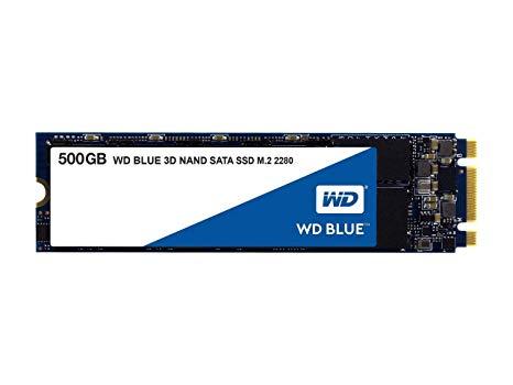 HARD DISK SSD 500GB BLUE M.2 (WDS500G2B0B) - PIANURA Informatica