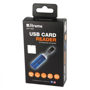 LETTORE MULTICARD ESTERNO USB 2.0 (30792) - PIANURA Informatica