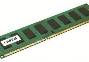 MEMORIA DDR3 4 GB PC1600 MHZ (1X4) (CT51264BD160BJ) - PIANURA Informatica