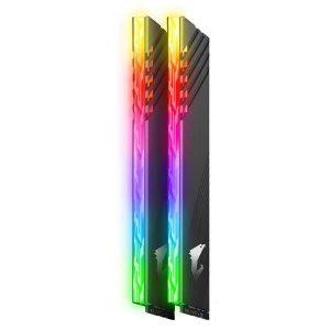 MEMORIA DDR4 16 GB AORUS RGB PC3600 MHZ (2X8) (GP-AR36C18S8K2HU416R) - PIANURA Informatica