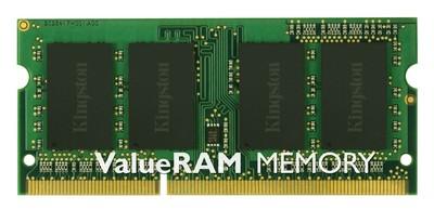 MEMORIA SO-DDR3 4 GB PC1600 MHZ (1x4) (KVR16LS11/4) - PIANURA Informatica