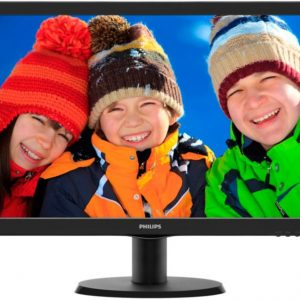 "MONITOR 24"" 243V5LHSB LED FULL HD - PIANURA Informatica"
