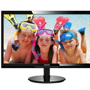 "MONITOR 24"" 246V5LDSB/00 LED FULL HD - PIANURA Informatica"