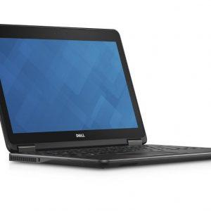 """NOTEBOOK LATITUDE E7240 12.5"""" INTEL CORE I5-4300U 8GB 128GB SSD WINDOWS 7 PRO - RICONDIZIONATO - GAR. 12 MESI - PIANURA Informatica"""