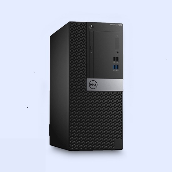 PC OPTIPLEX 7040 MT INTEL CORE I7-6700 8GB 250GB SSD WINDOWS 10 PRO (INSTALLARE CON PRODUCT KEY SULL'ETICHETTA) - RICONDIZIONATO - GAR. 12 MESI - PIANURA Informatica