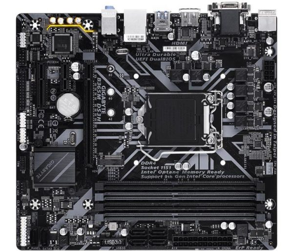 SCHEDA MADRE GA-B365M-DS3H (1151-V2) SK 1151 - PIANURA Informatica