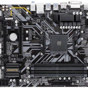 SCHEDA MADRE GA-B450M-DS3H SK AM4 - PIANURA Informatica