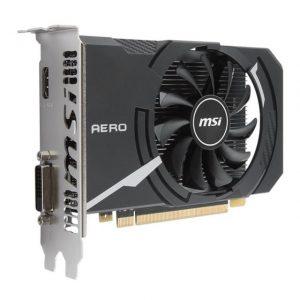 SCHEDA VIDEO GEFORCE GT1030 AERO ITX 2G OC 2GB PCI-E (V809-2492R) - PIANURA Informatica