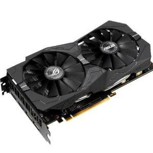 SCHEDA VIDEO GEFORCE GTX1650 ROG STRIX 4 GB PCI-E (90YV0CX2-M0NA00) - PIANURA Informatica