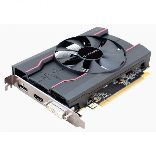 SCHEDA VIDEO RADEON RX550 PULSE 4 GB (11268-01-20G) - PIANURA Informatica