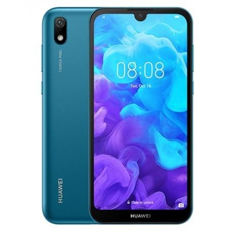 SMARTPHONE ASCEND Y5 (2019) DUAL SIM SAPPHIRE BLUE - GARANZIA ITALIA - BRAND OPERATORE - PIANURA Informatica