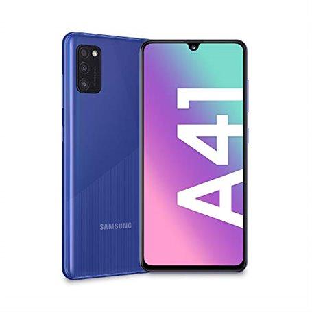 SMARTPHONE GALAXY A41 (A415F) 64GB PRISM CRUSH BLUE - DUAL SIM - PIANURA Informatica