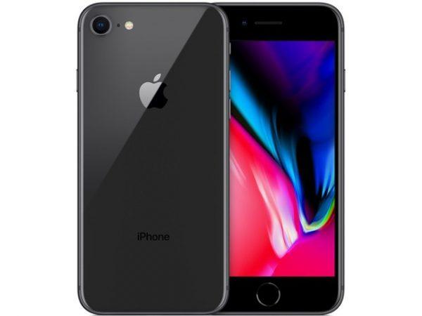 SMARTPHONE IPHONE 8 64GB SPACE GRAY (MQ6Y2) - RICONDIZIONATO - GAR. 12 MESI - GRADO A - PIANURA Informatica