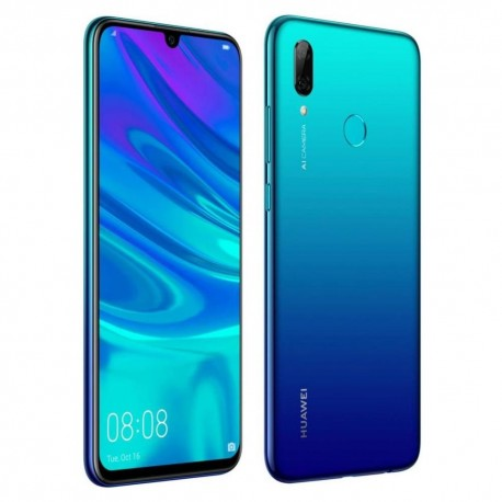 SMARTPHONE P SMART 2019 64GB AURORA BLUE DUAL SIM GARANZIA ITALIA - PIANURA Informatica