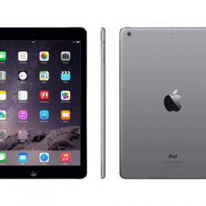 TABLET IPAD AIR 32GB WIFI SPACE GRAY (MD786-EU) - RICONDIZIONATO - GAR. 12 MESI - PIANURA Informatica