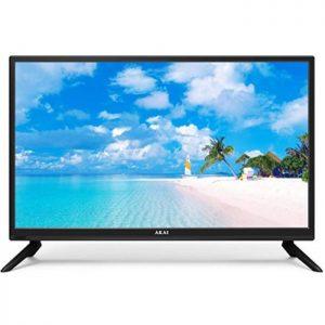 "TV LED 22"" AKTV2218S FULL HD DVB-T2 HOTEL - PIANURA Informatica"