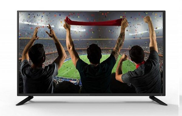 "TV LED 40"" AKTV4030S FULL HD SMART TV WIFI DVB-T2 - PIANURA Informatica"