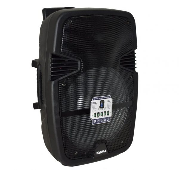 CASSA AUDIO BM 115TX 800W PMPO WIRELESS - PIANURA Informatica