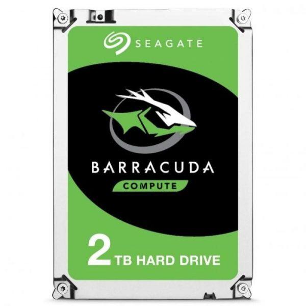 """HARD DISK BARRACUDA 2 TB SATA 3 3.5"""" (ST2000DM008) RICONDIZIONATO - PIANURA Informatica"""