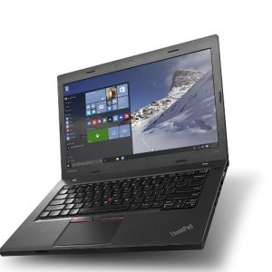 "NOTEBOOK THINKPAD L460 INTEL CORE I5-6200U 14"" 8GB 256GB SSD - WINDOWS 10 PRO - RICONDIZIONATO - GAR. 12 MESI - PIANURA Informatica"