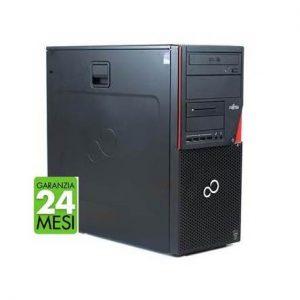 PC FUJITSU P720 MT INTEL CORE I5-4570 8GB 240GB SSD WINDOWS 10 PRO - RICONDIZIONATO - GAR. 24 MESI - PIANURA Informatica