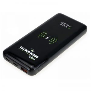 POWER BANK TOGETHER ON 10000 MAH WIRELESS (FPBI7608) - PIANURA Informatica