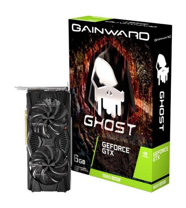 SCHEDA VIDEO GTX 1660 SUPER GHOST 6GB (471056224-1402) - PIANURA Informatica