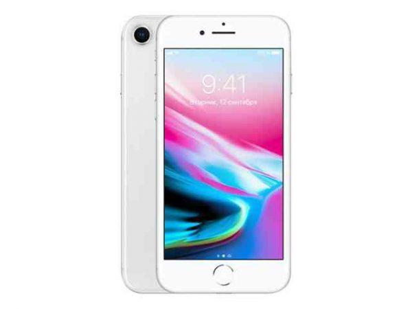 SMARTPHONE IPHONE 8 64GB SILVER (MQ702) - RICONDIZIONATO - GAR. 12 MESI - GRADO A - PIANURA Informatica