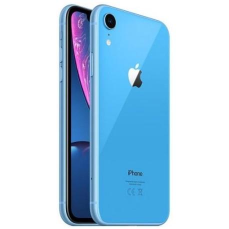 SMARTPHONE IPHONE XR 64GB BLU (MT0E2) GR.A - RICONDIZIONATO - GAR. 12 MESI - PIANURA Informatica