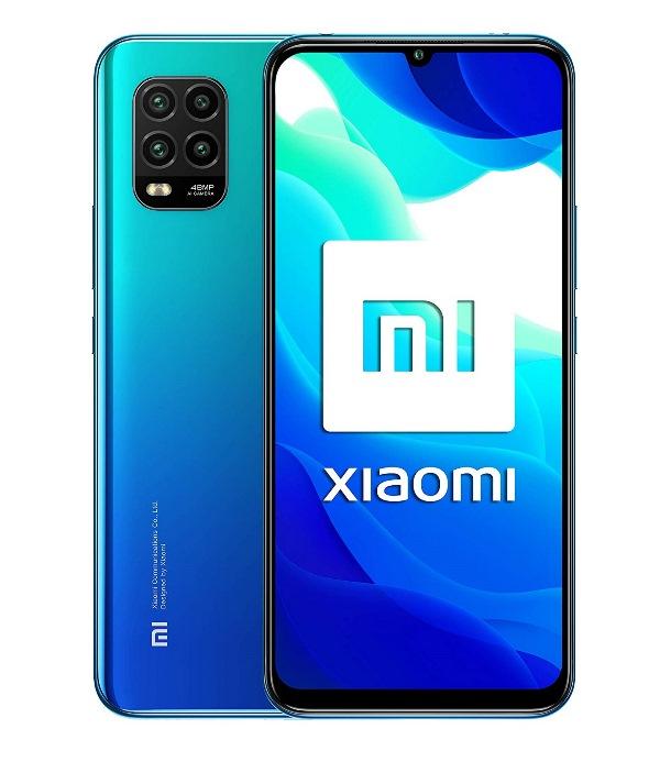 SMARTPHONE MI 10 LITE 5G BLUE 128GB DUAL SIM - PIANURA Informatica