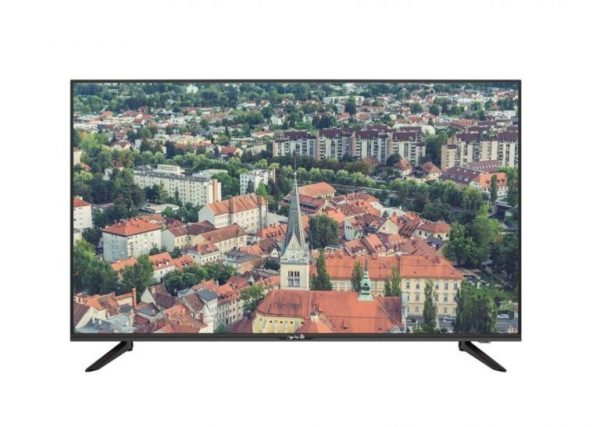"TV LED 43"" 43F2T2 ULTRA HD 4K DVB-T2 SMART TV - PIANURA Informatica"