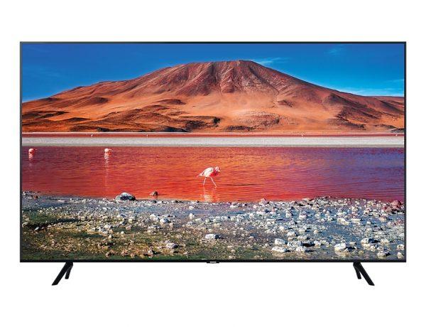 "TV LED 43"" UE43TU7070UXZT ULTRA HD 4K SMART TV WIFI DVB-T2 GARANZIA ITALIA - PIANURA Informatica"