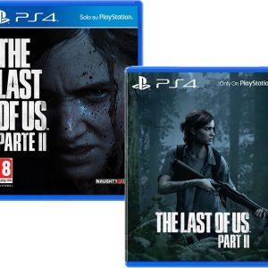 VIDEOGIOCO THE LAST OF US PARTE 2 STANDARD PLUS - PER PS4 - PIANURA Informatica